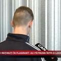ADOLESCENTI RETINUTI IN FLAGRANT AU PATRUNS INTR-O LOCUINTA DE LUX