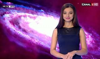 Foto: canal3.md Post-ul Horoscop cu Cristina Oxentii, 25.10.2016, partea a doua apare prima dată în CANAL 3.