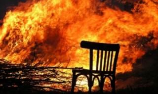 Incendiu în Capitală! Un bărbat a ars de viu în propriul apartament