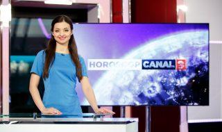 Foto: canal3.md Post-ul Horoscop cu Cristina Oxentii, 26.08.2016, partea a doua apare prima dată în CANAL 3.